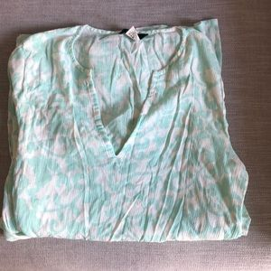 J. Crew bathing suit cover up